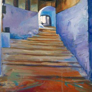 Interior de Chaouen