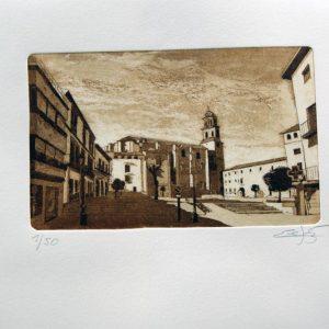 Baza. Plaza Mayor.