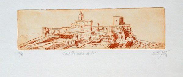 Castillo La Mota Jaen