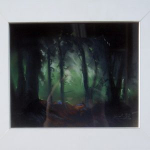 Bosque Pastel-II