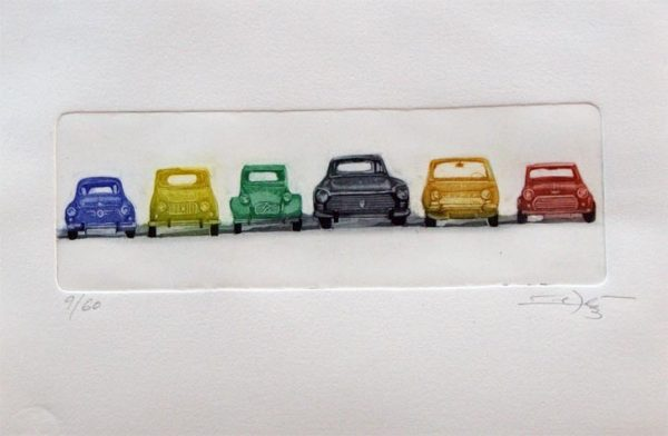 Vehiculos clasicos Españoles