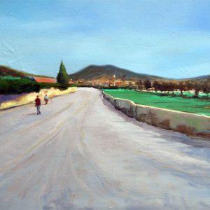 Baguena (Teruel) Camino